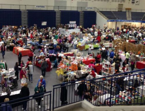 Fairmont Athletic Boosters Looking Forward to 2018 Craft Show