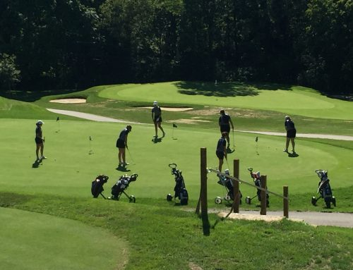 Fairmont Athletic Boosters Host Annual Golf Scramble