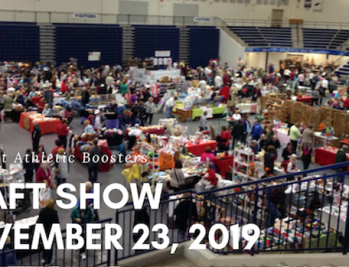 Fairmont Athletic Boosters Looking Forward to 2019 Craft Show