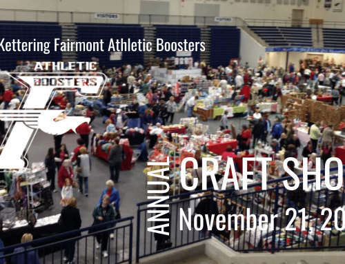 Fairmont Athletic Boosters Looking Forward to 2020 Craft Show