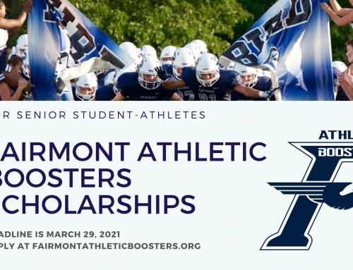 Fairmont Athletic Booster Scholarships to be Awarded