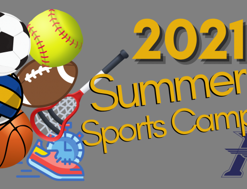 2021 Summer Sports Camps Are Back